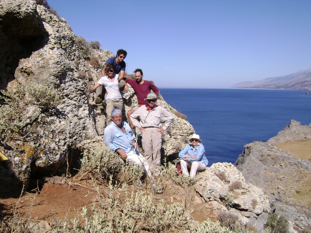 2009 Plakias Survey Team